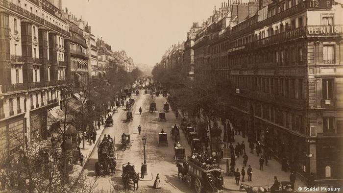 Париж, Монмартр. 1886 год