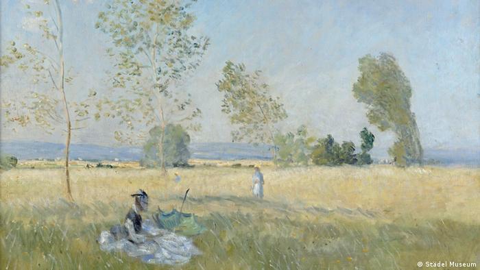 Клод Моне. Лето, 1874