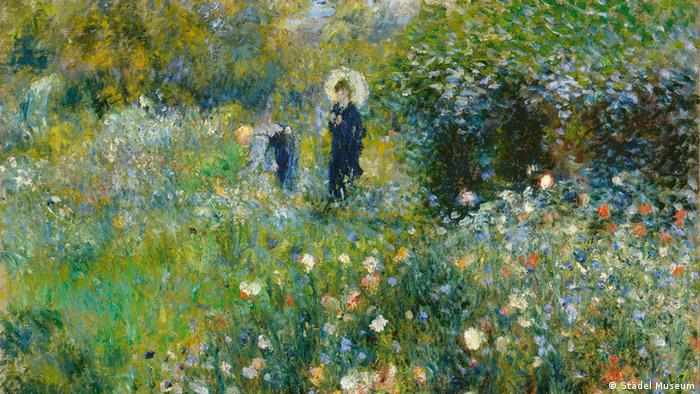 A painting from Auguste Renoir.