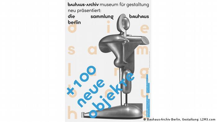 Die Sammlung Bauhaus mit frischen Akzenten und 100 neuen Objekten