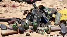 Al-Shabaab-Angriff auf die somalische Stadt Baidoa