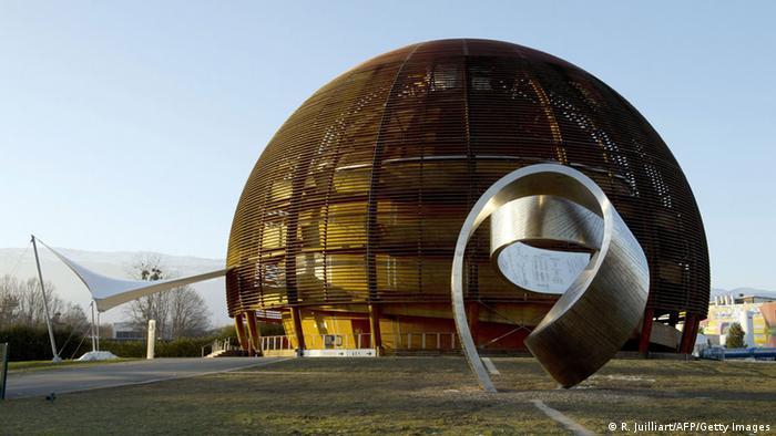 Neustart des Teilchenbeschleunigers CERN