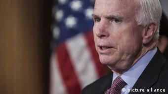 USA McCain Senator republikaner Außenpolitik