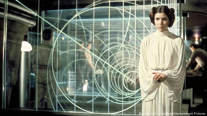 USA Film Filmszene Star-Wars (picture-alliance/dpa/Entertainment Pictures)