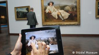 Deutschland 200. Jubiläum des Städel Museums in Frankfurt a.M. EINSCHRÄNKUNG