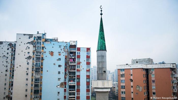 Džamija na Alipašinom polju u Sarajevu
