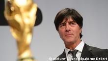 Deutschland DFB-Bundestrainer Joachim Löw