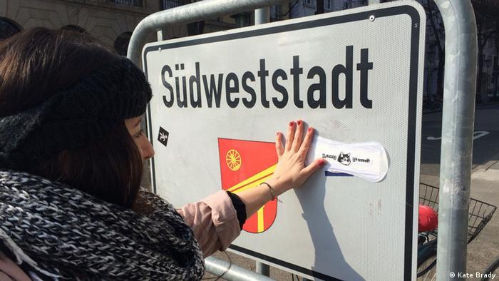 Sanitary pad campaign