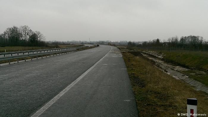 Pocela Gradnja Prelaza Na Savi Mosta Nigdje Politika Dw 14 03 2015