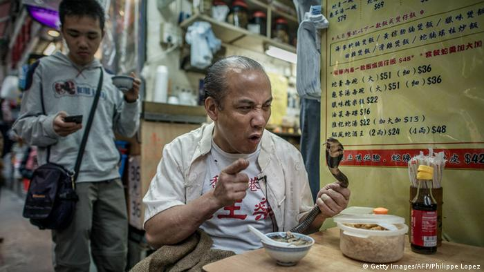 Bildergalerie Ungewöhnliche Gerichte der Welt