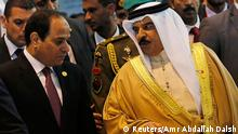 Ägypten Egypt Economic Development Conference - al-Sisi
