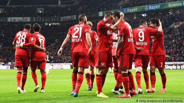 Bundesliga Leverkusen vs Stuttgart