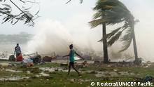 Vanuatu Zyklon Pam