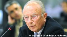 Verfassungsrechtler Rupert Scholz