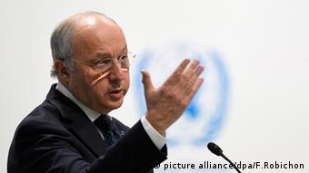 لوران فابیوس وزیرخارجه فرانسه: پیششرطهای توافق اتمی با ایران هنوز حاصل نشدهاند.