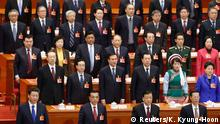 China Volkskongress in Peking