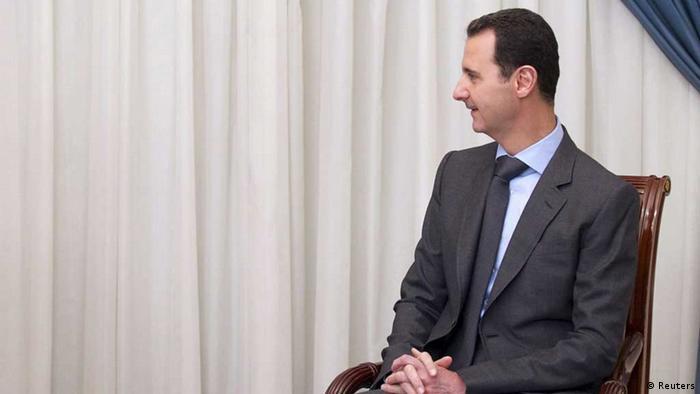 Baschar al-Assad (Foto: Reuters)
