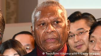 Präsident von Vanuatu Baldwin Lonsdale (Foto: AFP)