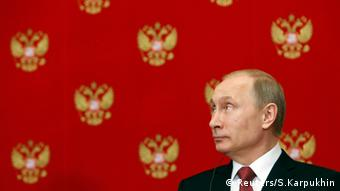 Владимир Путин надеется на помощь Греции в снятии санкций