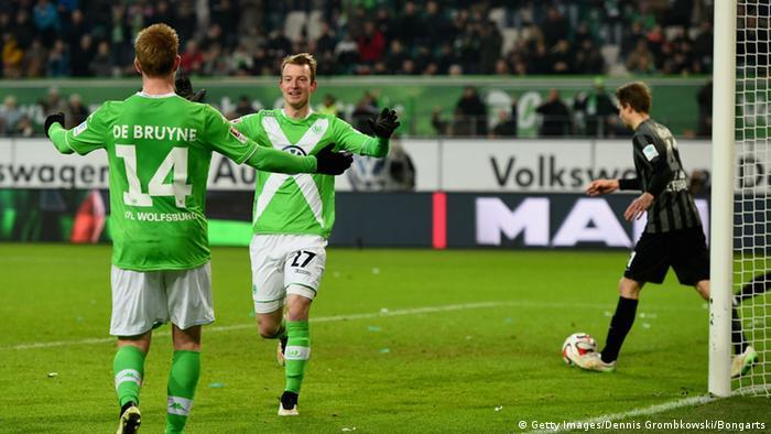 Bundesliga Wolfsburg vs Freiburg