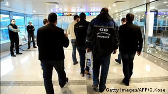 Власти усилили контроль в аэропорту Стамбула