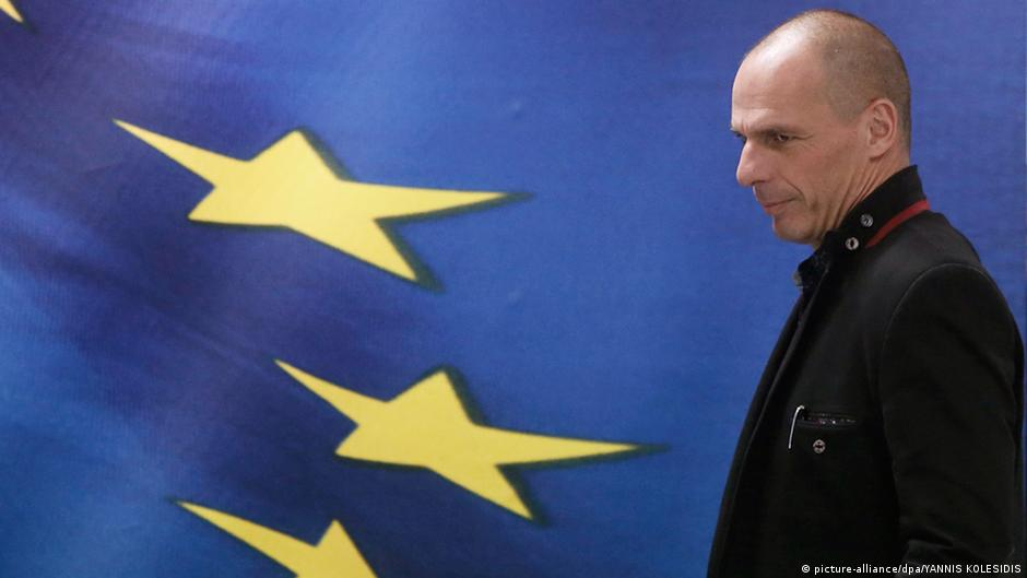 Greece Finance Minister Varoufakis refuses Grexit as well as targets economy cannot meet | DW | 16.04.2015