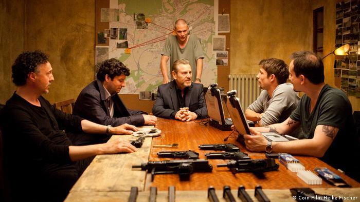 Die Räuber Film Szene (Foto: Verleih Farbfilm)