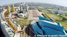 Bildergalerie Großstädte aus dem Nichts Astana