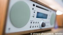 Symbolbild Digitales Radio