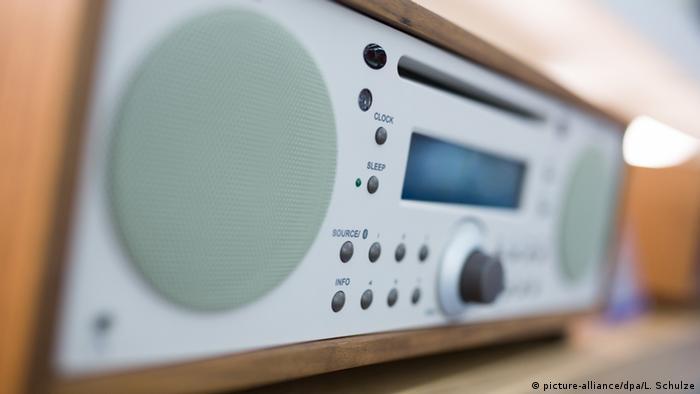 a digital radio