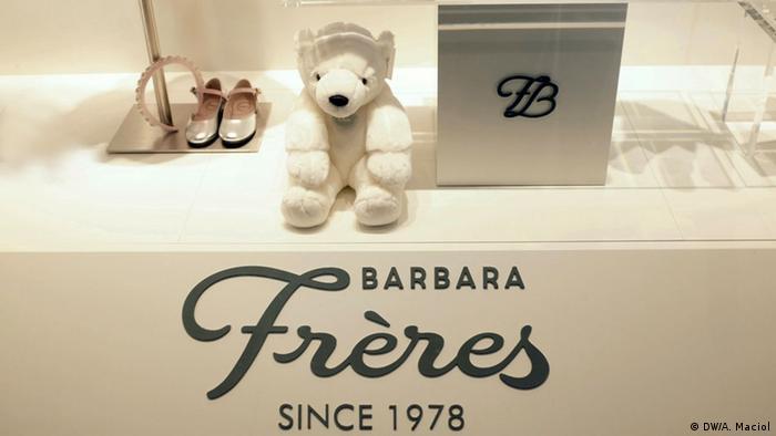 Barbara Freres Mode für Kinder