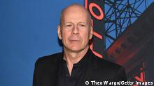 NEW YORK, NY - OCTOBER 24: Bruce Willis attends The Jazz Foundation Of America's 13th Annual A Great Night In Harlem Gala Concert - Arrivals at The Apollo Theater on October 24, 2014 in New York City. (Photo by Theo Wargo/Getty Images)