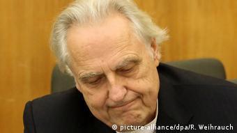Prozess gegen Helge Achenbach im Landgericht Essen
