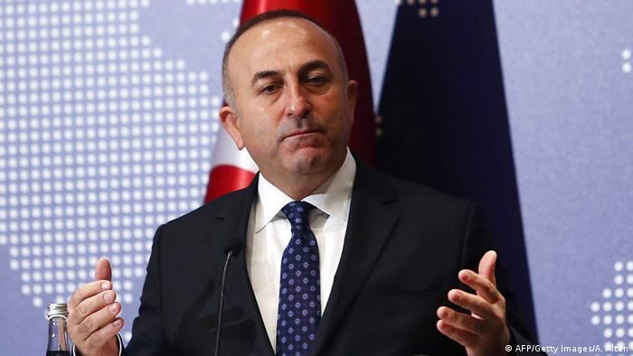 Türkischer Außenminister Cavusoglu