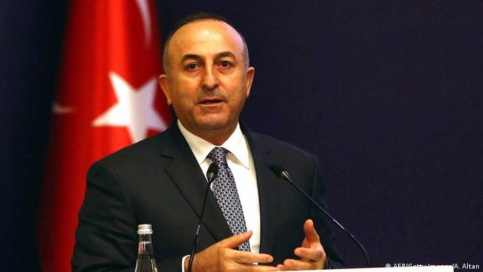 Міністр закордонних справ Туреччини Мевлют Кавусоглу