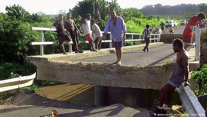 Erdbeben auf Vanuatu 2002