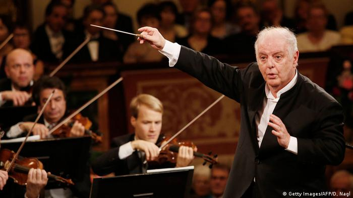 Daniel Barenboim (Getty Images/AFP/D, Nagl)