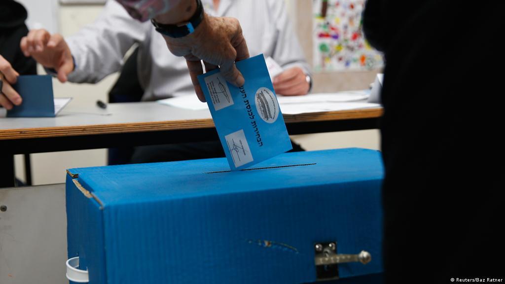 israel election - 1000×541