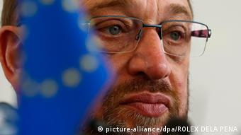 Martin Schulz, President of the European Parliament,
