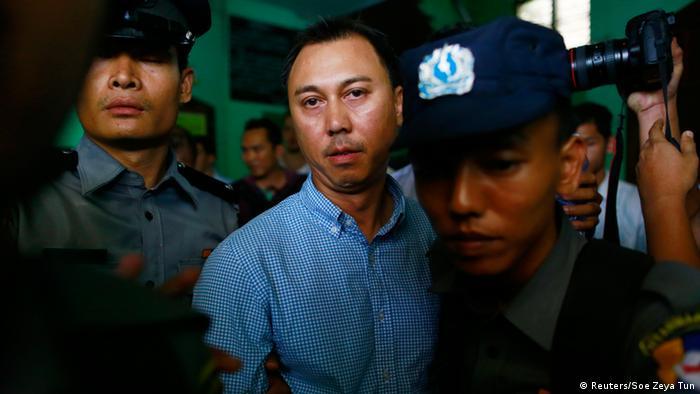 Tun Thurein Yangon Myanmar