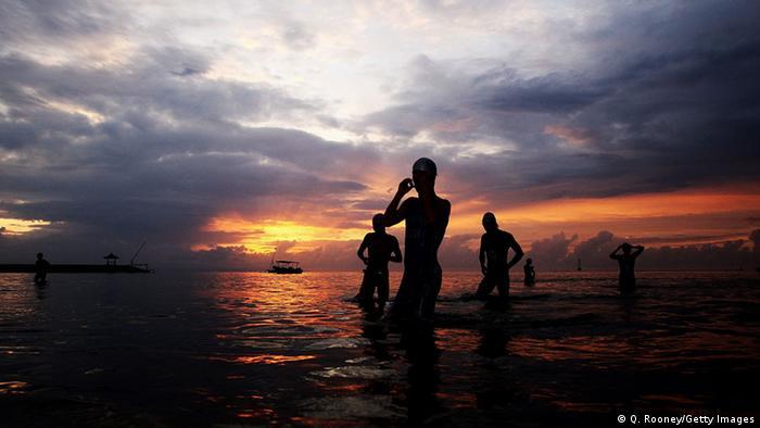 Bildergalerie Tourismus in Indonesien Sanur