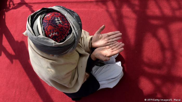 Afghanischer Sufi (AFP/Getty Images/S. Marai)
