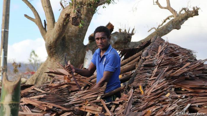 Vanuatu Sturm 2015