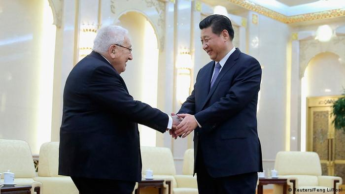 Peking Treffen Kissinger Xi Jinping