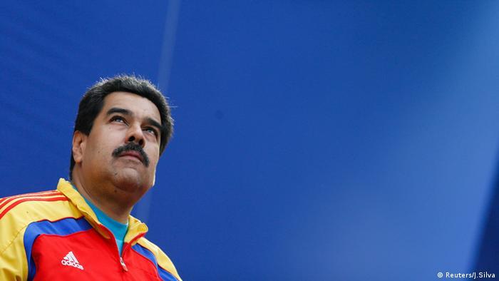 Venezuela Präsident Nicolas Maduro vom Parlament mit Sondervollmachten ausgestattet