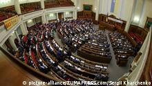 Symbolbild Parlament Kiew Ukraine