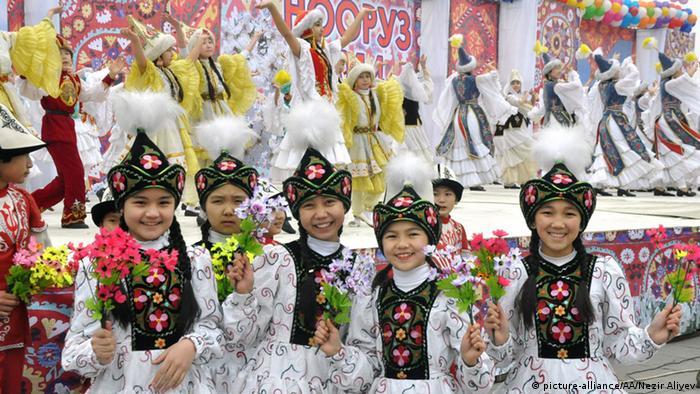 Das Neujahrsfest in Kirgisistan