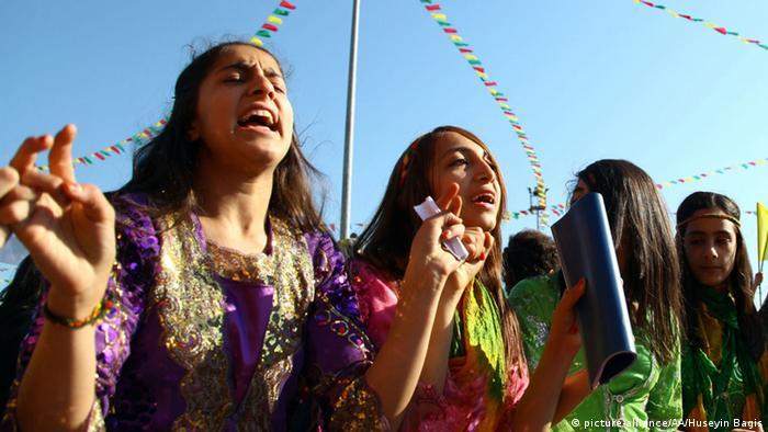 Das Neujahrsfest in der Türkei