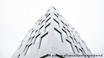 ساختمان سانا در شهر اسن، نمونه معماری مینیمالیستی