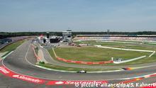 ARCHIV - Der deutsche Formel-1-Rennfahrer Nico Rosberg von Mercedes AMG steuert seinen Rennwagen am 19.07.2014 während des Qualifyings auf dem Hockenheimring in Hockenheim (Baden-Württemberg). Foto: Sebastian Kahnert/dpa (zu dpa-Meldung: «Bericht: Chancen auf Deutschland-Rennen in Formel 1 weiter gesunken» vom 17.03.2015) +++(c) dpa - Bildfunk+++